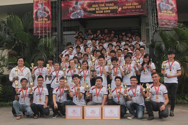 VEC 2013 kết thúc vòng chung kết quốc gia 8