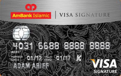 19 Kad Kredit Terbaik Ambank