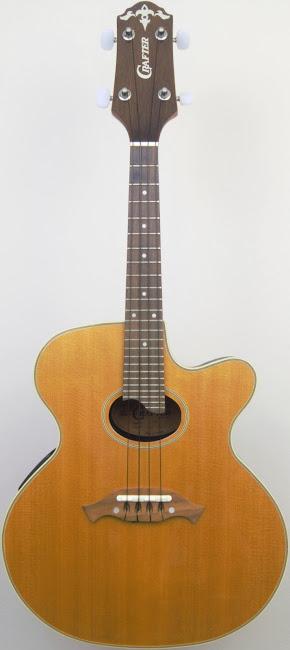 Crafter q50e Ukulele or 4 string Mandolin