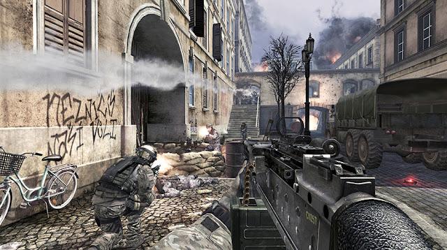 Call of Duty Modern Warfare 3 HD Trailer Watch Online