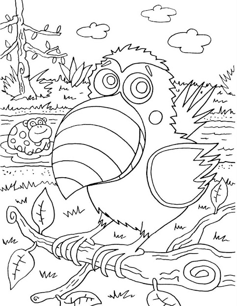 Difficult Coloring Pages For Older Kids