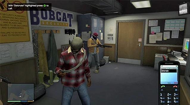 تحميل لعبة GTA 5 lite للاندرويد من ميديا فاير Apk & Obb