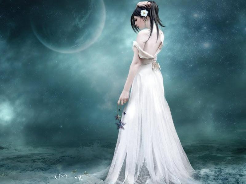 Bride On Empty Planet, Magic Beauties 3