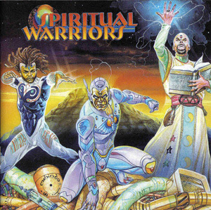 Spiritual Warriors (G.E.R.M, Matrix & Roey Marquis II) - Spiritual Warriors