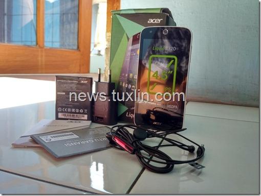 Paket Pembelian Acer Liquid Z320