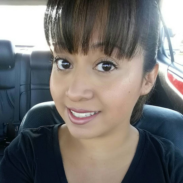 Makeup look using Tarte Cosmetics via www.gabyramos.com