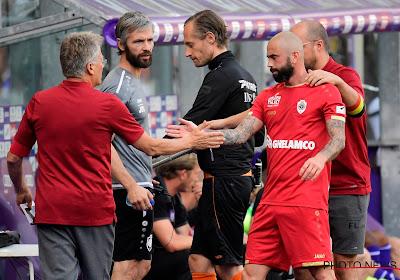 """Defour revient à son transfert à l'Antwerp: """"Burnley m'a dit de partir"""""""