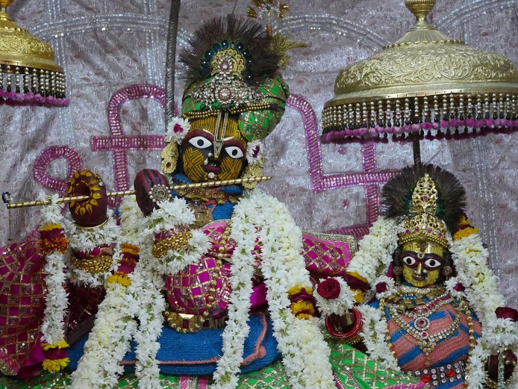 Radha Govind Devji Deity Darshan 07 Jan 2017 (12)