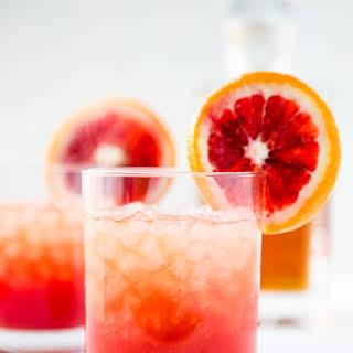 Whiskey Orange Juice Cocktails Recipes.