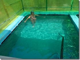 Goudjekit piscine chaude