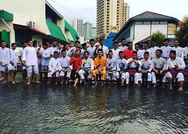 Gambar Banjir Kilat Di Melaka August 2017
