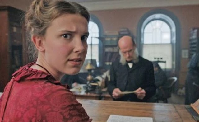 Harry Potter: Um novo vídeo falso Millie Bobby Brown de Stranger Things como Hermione Granger