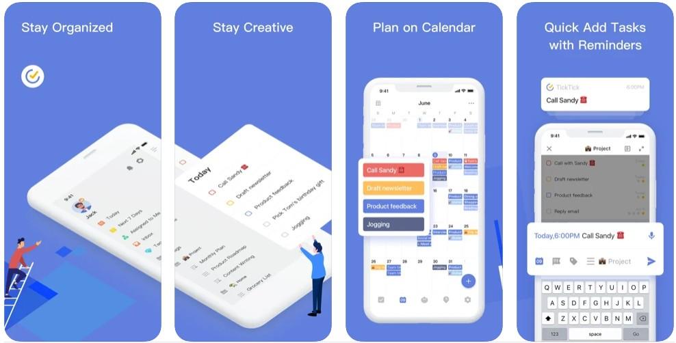 TickTick:To-Do List & Calendar