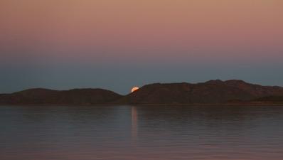 Moon Rises