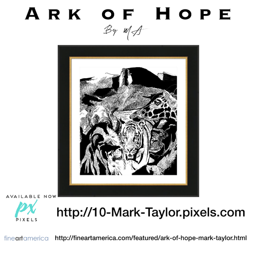 ark of Hope by Mark Taylor