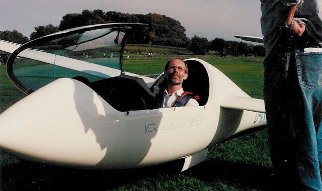 Karsten omskoles til ny flytype