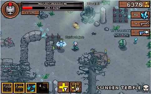 pastinya para pengguna ingin memainkan game yang mempunyai game play yang menantang 6 Game RPG Offline Android Terbaik dan Ringan