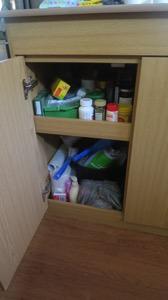 Under Sink Storage 001