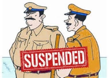 आरोपित के एटीएम से 21 हजार रुपये निकालने पर थानाध्यक्ष समेत तीन निलंबित