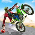 Bike Stunt 2 New Motorcycle Game - New Games 2020 icon