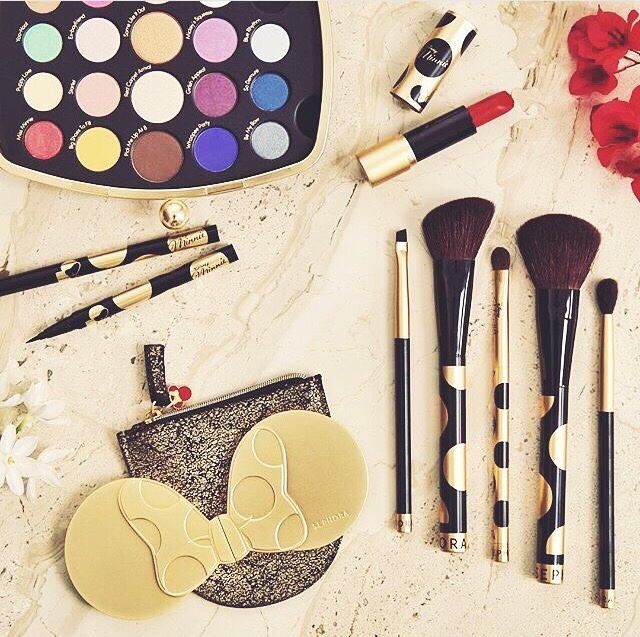 Sephora Minnie Mouse Collection