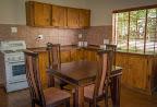 Semi-Luxury Cottage - Kitchen