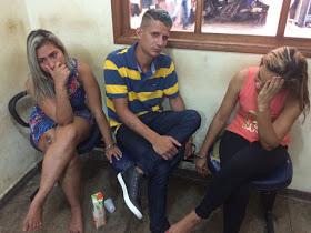 Santarém/PA: Jovens amazonenses são presos furtando em lojas