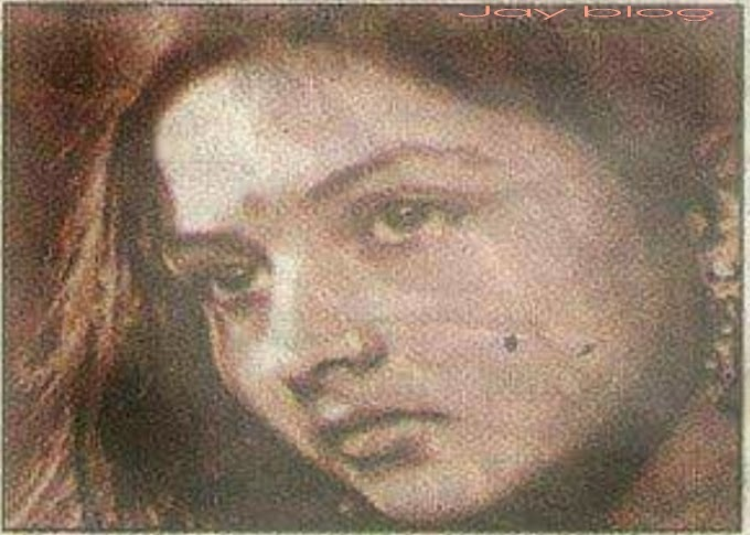 This is the real photo of queen of Jhansi