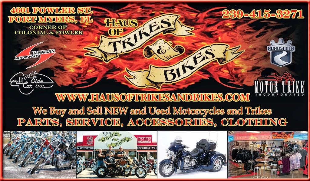 Haus of Bikes HP Ad