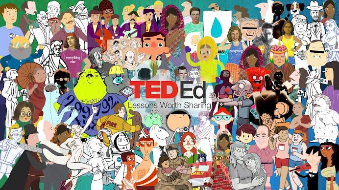Resultado de imagem para TED-Ed