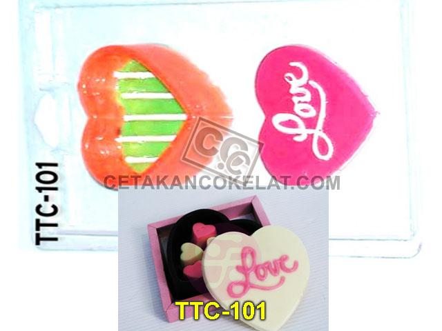 TTC101 Tray Love valentine