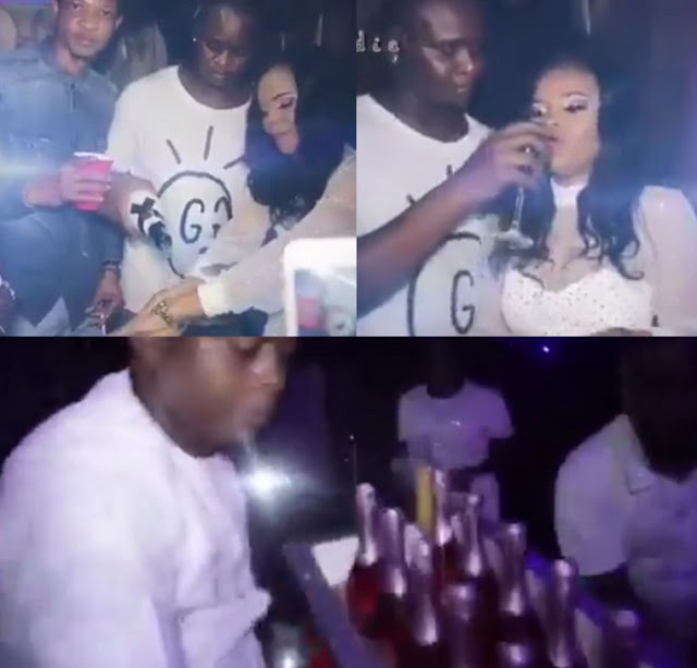 Guy Who Spent ₦1million On Drinks Then Proposed To His Girlfriend Finally Breaks Up With Her