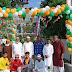 चचाई में शांति के साथ मनाया गया मिलादुनवी का त्यौहार