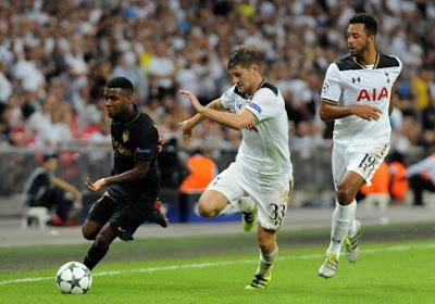 Ben Davies (Tottenham) prolonge jusque 2021