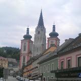 Púť do Mariazellu ku príležitosti 10. výročia založenia zboru Cantate Domino.