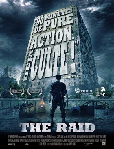 The Raid: Redemption (Redada asesina)