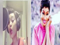 Meet The Pretty Lady Behind The Customer Care Voice That Says  ' you have insufficient funds please recharge ' On MTN (PHOTOS +VIDEO)