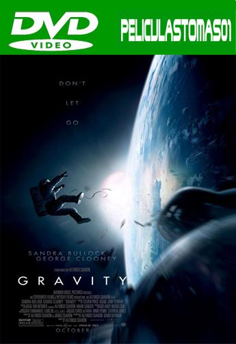 Gravity (Gravedad) (2013) DVDRip