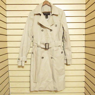Louis Vuitton Classic Trench Coat