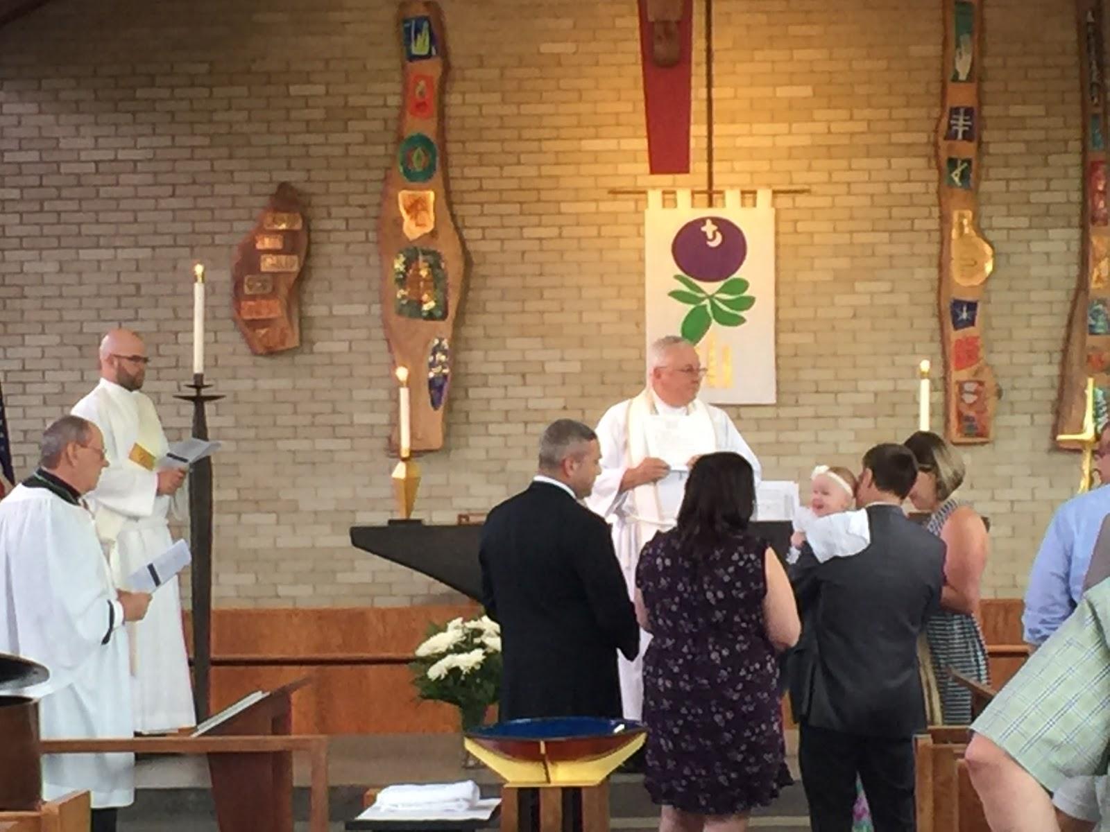 Baptism of Cadence Christy Puhlman