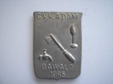 Naam: GAWALOPlaats: AmsterdamJaartal: 1985