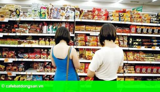 Hình 1: Tương lai của cửa hàng tạp hóa