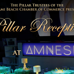 Pillar Reception at Amnesia