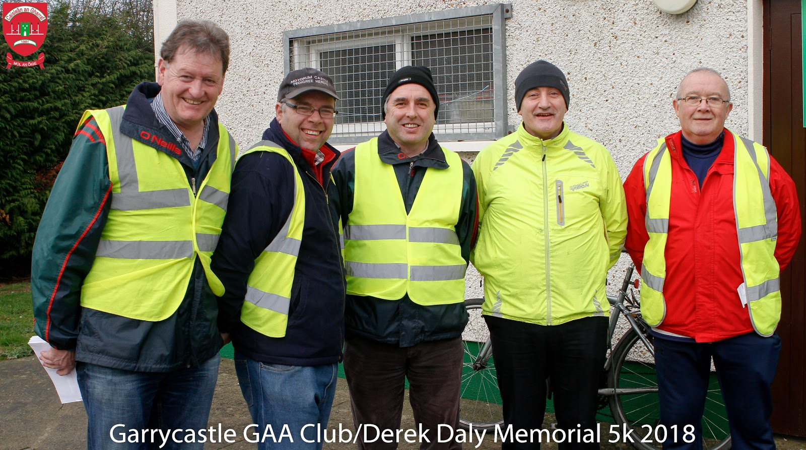 26/12/2018. Garrycastle GAA Club / Derek Daly Memorial 5k Walk/Run 2018.