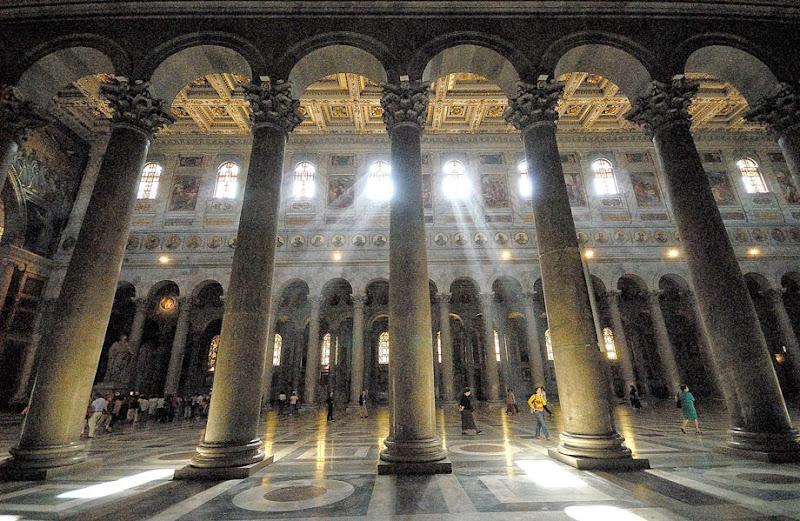 14. Basilica of Saint Paul outside the Walls. Rome. 2006