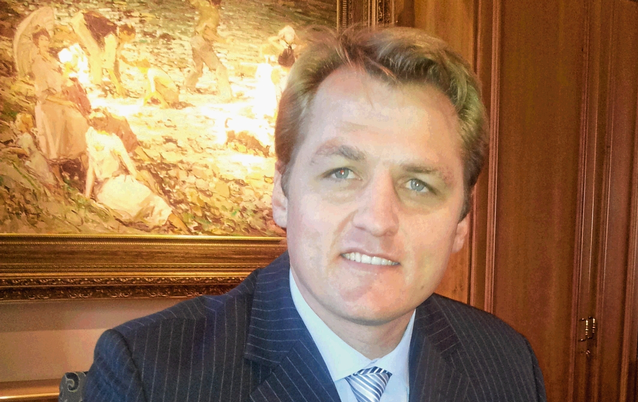 Zeder Investments CEO Norman Celliers. Picture: SUPPLIED