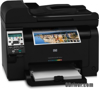 Download HP LaserJet 100 Color MFP M175 Printer driver and install