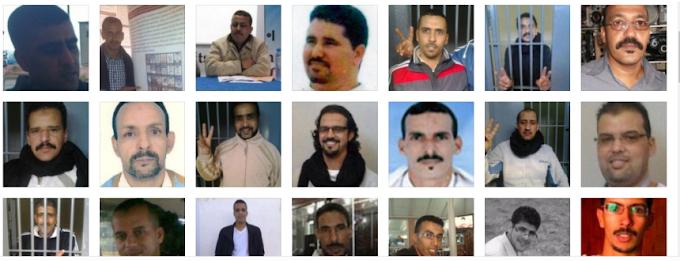 Muy preocupante la situación de los presos políticos saharauis en cárceles marroquíes.