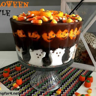 Halloween Trifle – Spooky And Delicious.
