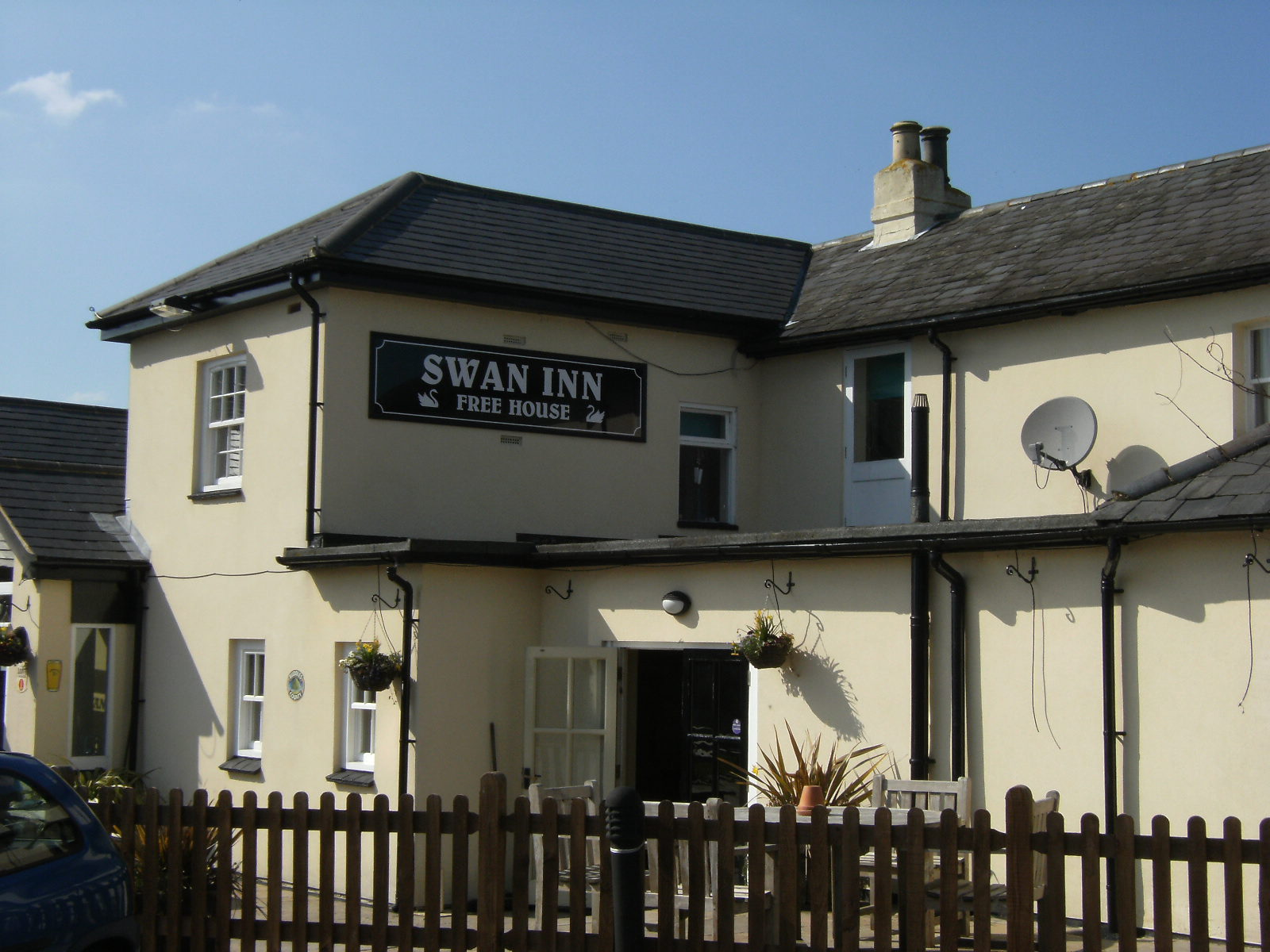 1103230075 The Swan Inn, Wittersham